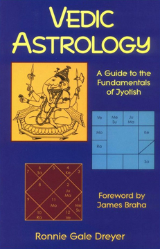 Bild på Vedic Astrology: A Guide to the Fundamentals of Jyotish