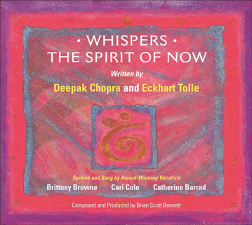 Bild på Whispers : The Spirit Of Now (2 CD)