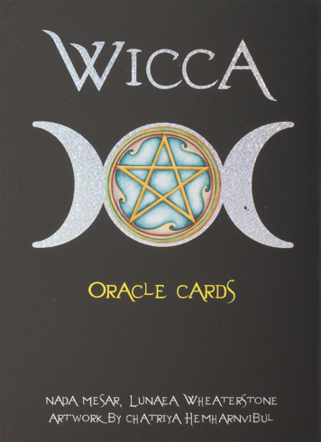 Bild på Wiccan Oracle Cards