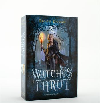 Bild på Witches Tarot Boxed Kit