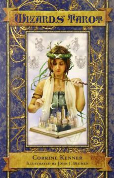 Bild på Wizards Tarot [With Paperback Book]