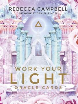 Bild på Work Your Light Oracle Cards