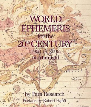 Bild på World Ephemeris For The 2Oth Century (Midnight)