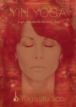 Bild på Yin Yoga (DVD) : Lugn, Inåtgående Meditativ Yoga