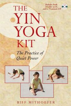 Bild på Yin Yoga Kit: The Practice Of Quiet Power (Includes 14 Color