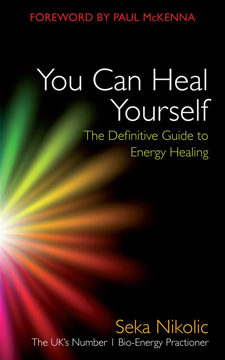 Bild på You can heal yourself - the definitive guide to energy healing
