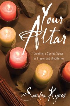 Bild på Your altar - creating a sacred space for prayer and meditation