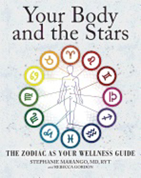 Bild på Your body and the stars - the zodiac as your wellness guide