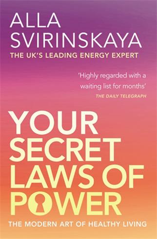 Bild på Your secret laws of power - the modern art of healthy living
