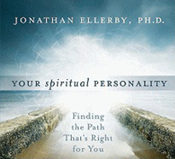 Bild på Your Spiritual Personality: Finding the Path That's Right for You [With CDROM]