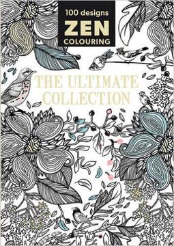 Bild på Zen Colouring - The Ultimate Collection