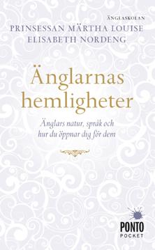 Bild på Änglarnas hemligheter : änglars natur, språk och hur du öppnar dig för dem