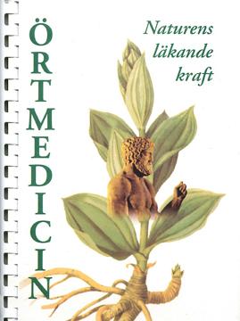 Bild på Örtmedicin : naturens läkande kraft