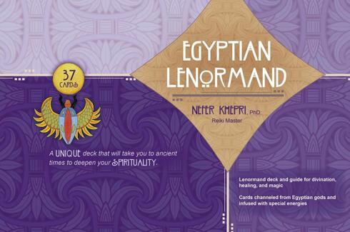 Bild på Egyptian lenormand