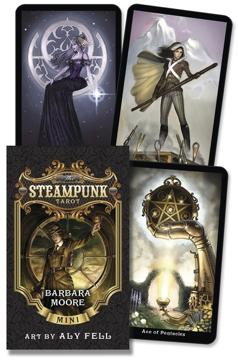 Bild på The Steampunk Tarot Mini