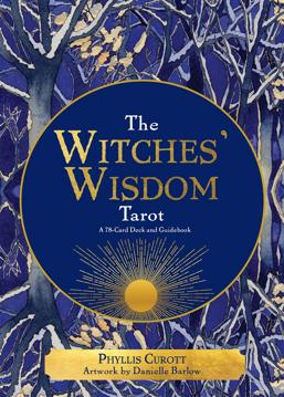 Bild på The Witches' Wisdom Tarot
