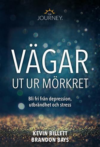 Bild på Vägar ut ur mörkret: att bli fri från depression, utbrändhet och stress