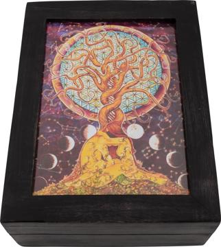 Bild på Träask: Livets träd