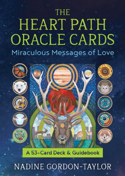 Bild på Heart Path Oracle Cards