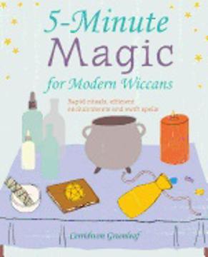 Bild på 5-Minute Magic For Modern Wiccans