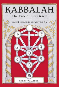 Bild på Kabbalah: The Tree of Life Oracle