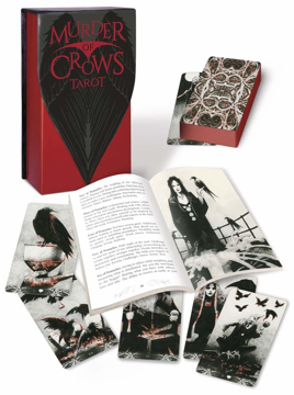 Bild på Murder of Crows Tarot - Limited edition