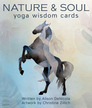 Bild på Nature and Soul Yoga Wisdom Cards