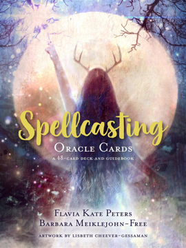 Bild på Spellcasting Oracle Cards