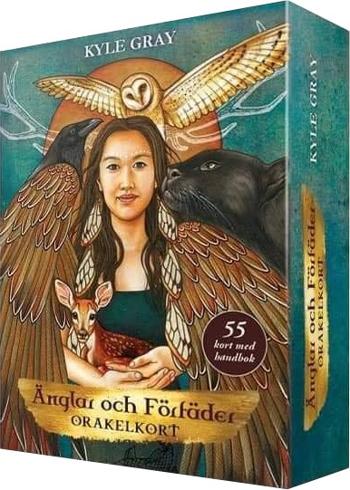 Bild på Änglar och Förfäder Orakelkort