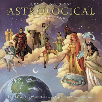 Bild på Llewellyn's 2021 Astrological Calendar