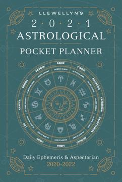 Bild på Llewellyn's 2021 Astrological Pocket Planner