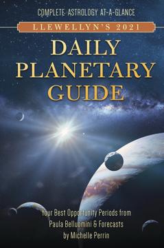 Bild på Llewellyn's 2021 Daily Planetary Guide