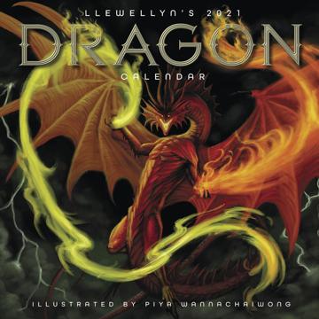 Bild på Llewellyn's 2021 Dragon Calendar