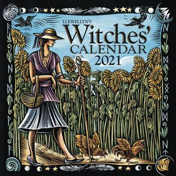 Bild på Llewellyn's 2021 Witches' Calendar