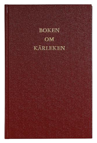 Bild på Boken om Kärleken