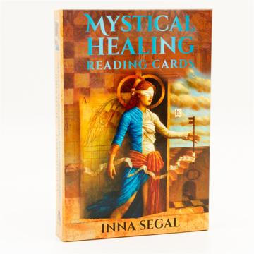 Bild på Mystical Healing Reading Cards