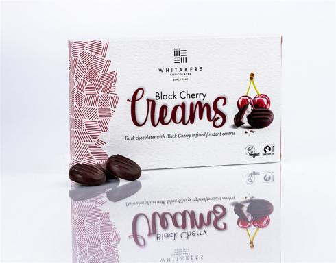 Bild på Black Cherry Creams