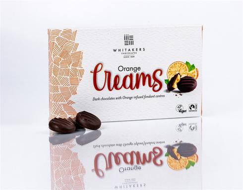 Bild på Orange Creams