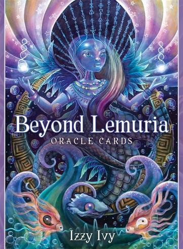 Bild på Beyond Lemuria Oracle Cards