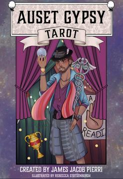 Bild på Auset Gypsy Tarot