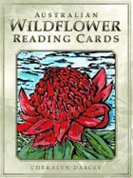 Bild på Australian Wildflower Reading Cards