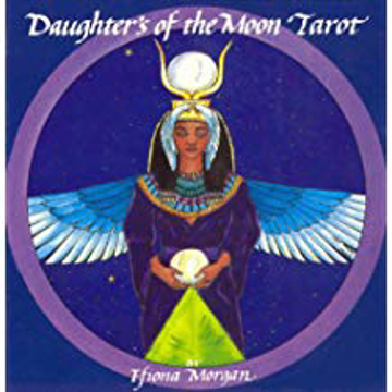Bild på Daughters Of The Moon Tarot Deck (In Full Color)