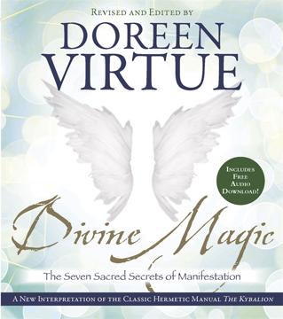 Bild på Divine magic - the seven sacred secrets of manifestation