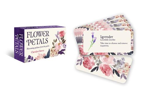 Bild på Flower Petals Inspiration Cards
