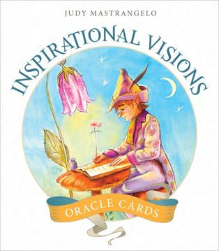 Bild på Inspirational Visions Oracle Cards