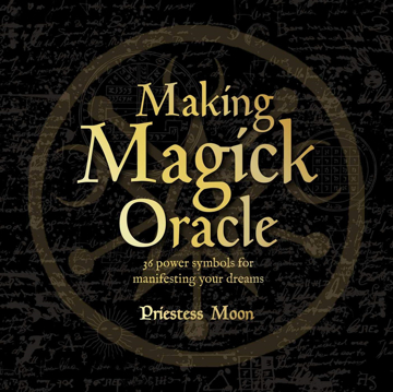 Bild på Making Magick Oracle: 36 Power symbols for manifesting your dreams