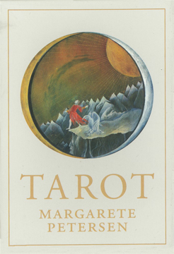 Bild på Margarete Petersen Tarot (78 Cards & Book)