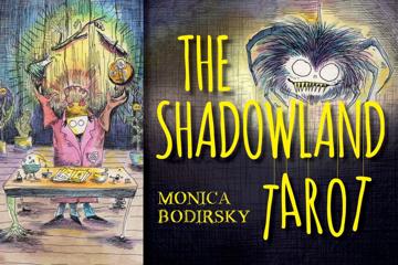 Bild på Shadowland Tarot
