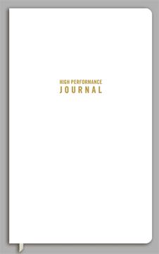 Bild på The High Performance Journal