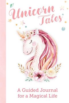 Bild på Unicorn Tales - Guided Journal